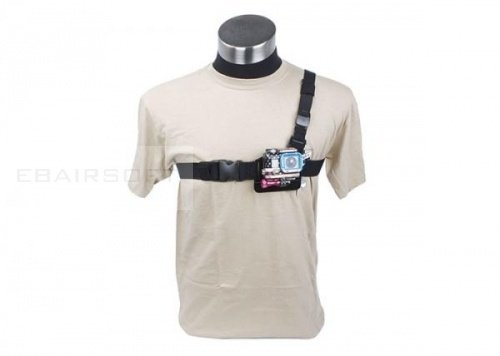 3 Points Chest Belt for GoPro HD Hero2/3