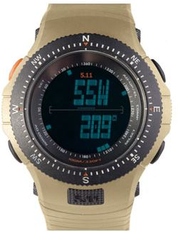 5.11 Orologio Field Ops 120 Coyote