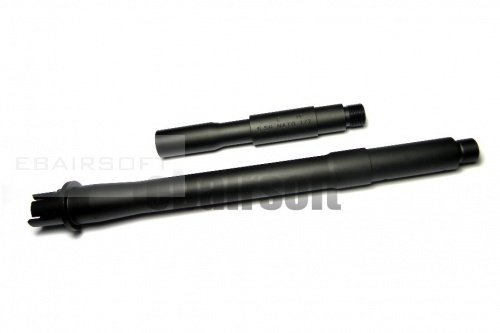 5ku CNC alluminium Outer Barrel Black