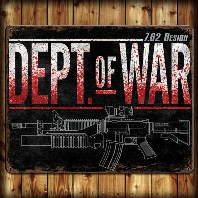 7.62 design DEPT OF WAR