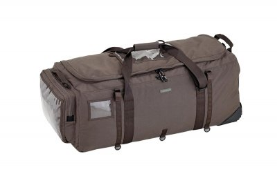 9° Col Moschin Expeditionary 135Lt Trolley bag Colore: Brown