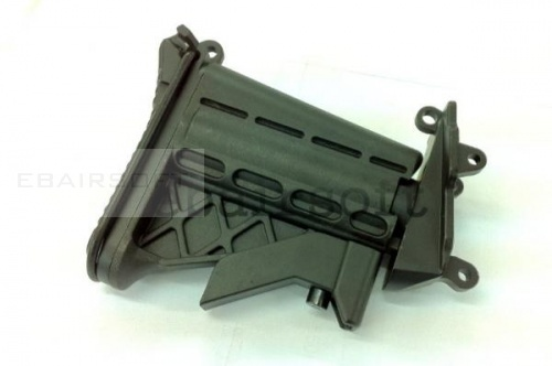A&K M133 MK46 / M249 Improved Collapsible Stock