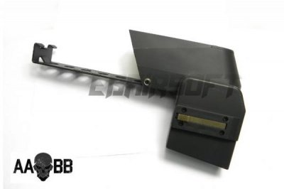 AABB Airsoft P90 to M4 Magazine Adapter