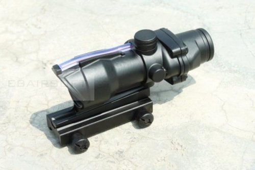 AABB Optical Fiber Red Dot Sight