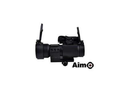 AIM M2 red dot Black