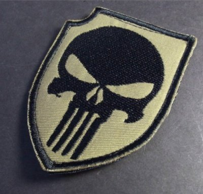 Act of Valor Seals Team Patch