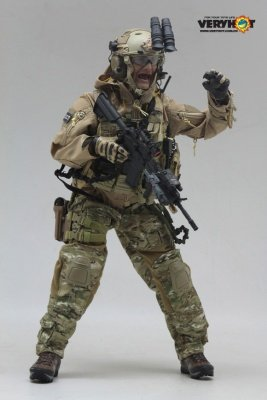 Action Figure CCT 1:6