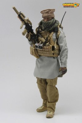 Action Figure Mercenary 1:6