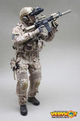 Action Figure NAVY SEAL DEVGRU 1:6