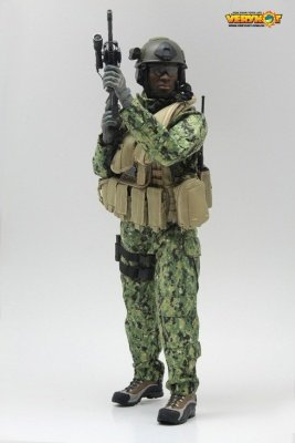 Action Figure U.S. NAVY RIVRON 1:6