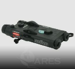Ares AN/PEQ 2 Laser