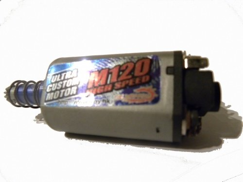 BD ultra custom motor High Speed M120