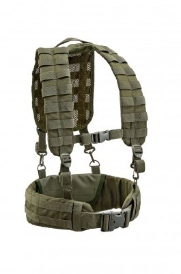 Belt Souspender HARNESS OD GREEN l/xl