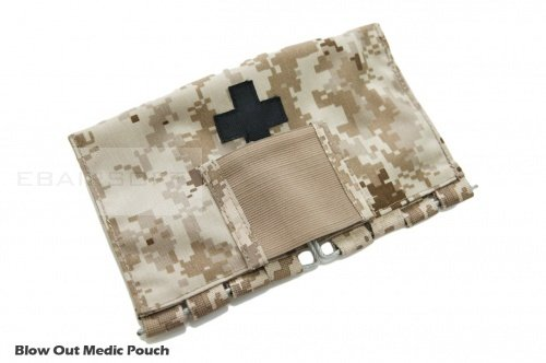 VGC Blow Out Medic Pouch ( AOR1 )