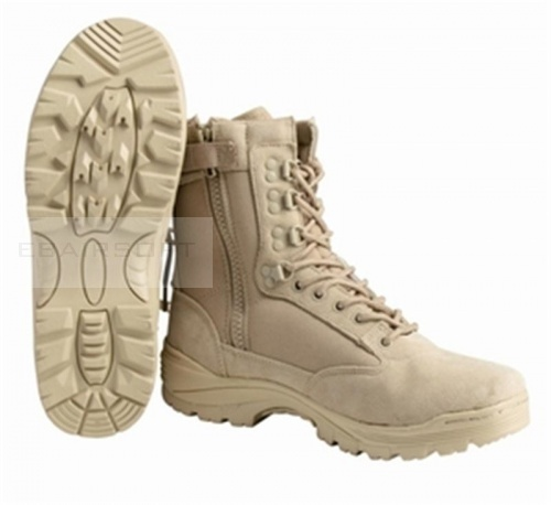 Combat boots Thinsulate Desert