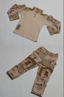 ALLWIN Delta Force Combat Uniform DCU