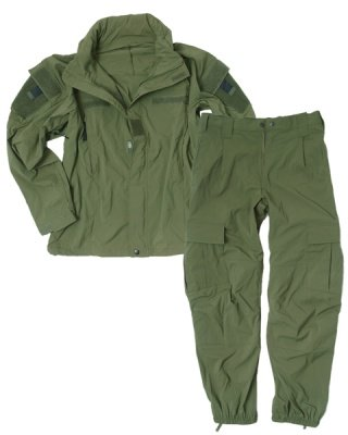 ECWCS Softshell level III Olive