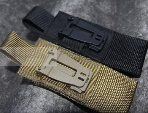 Connector Pouch type A