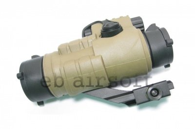 Military Type 30mm Cover (Sand)
