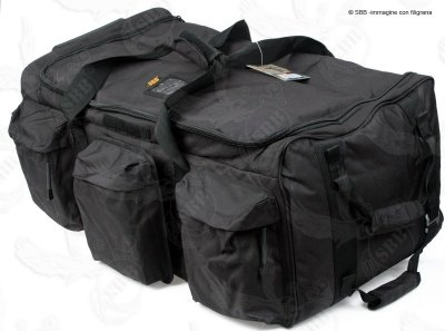 Deplyment Bag Black SBB