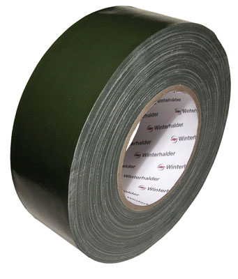 Duck Tape Olive 50m