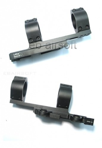 Element LAR style 30mm SPR Offset QD Mount