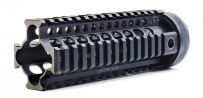 "Element LaRue tactical  7"" m4 handguard"