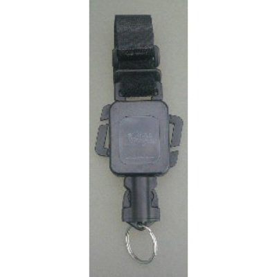 GEAR KEEPER RETRACTOR MOLLE BK