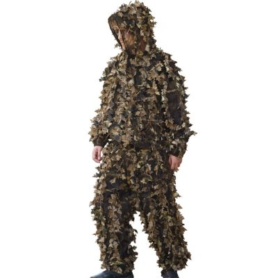 Ghillie Suit 3d Wild Trees