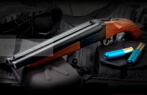 HS MAD MAX Double Barrel Shotgun