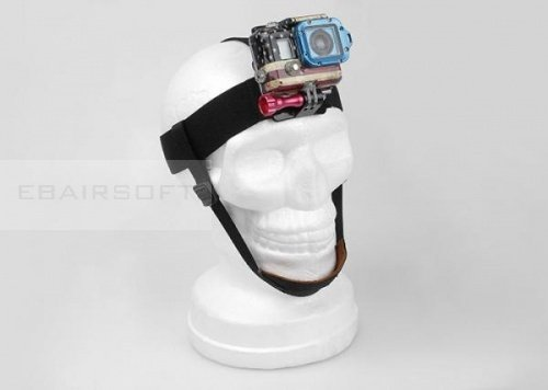 Head Belt for GoPro HD Hero 2 / 3