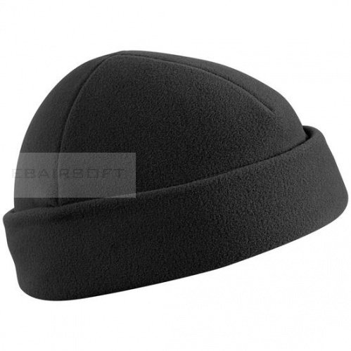 Helikon Watch cap in Pile Black