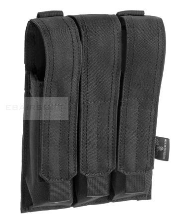 IG 3x mp5 mag pouch black