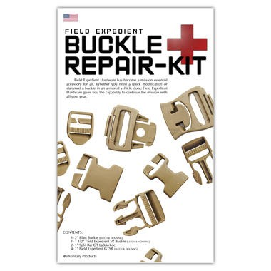 ITW MOLLE Field Expediant Hardware Repair Kit