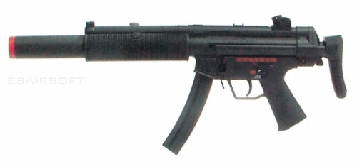 JG Mp5 SD6 abs