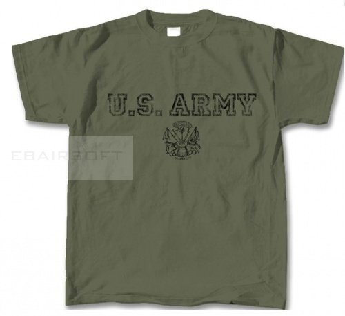 JOW BLOW US Army shirt
