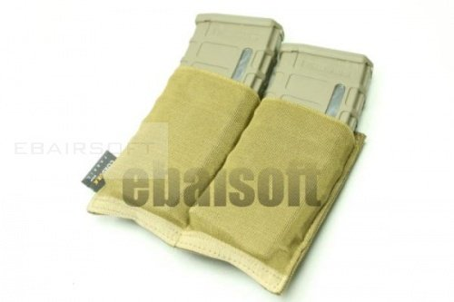 James SPEED Double M4 Mag Pouch ( CB )