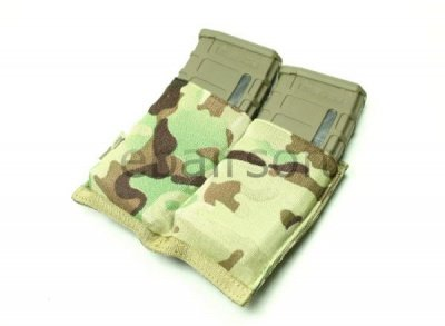 James SPEED Double M4 Mag Pouch ( MC )