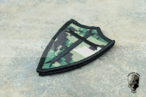 Knights Velcro Patch ( AOR2 )