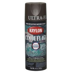 Krylon Military spray Brown