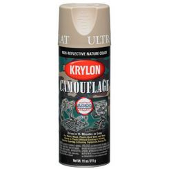 Krylon Military spray Sand