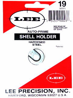 Lee Shell Holder 9mm per innescatore