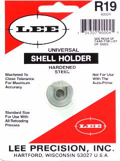 Lee Shell Holder 9mm per pressa