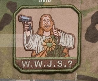 Patch W.W.J.S.? Colore: Multicam