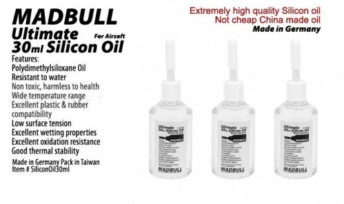 Madbull Silicon oil