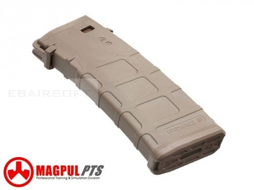 Magpul PTS PMAG M Version mid cap 120bb DE
