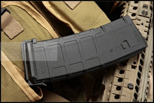 Magpul PTS low-cap PMAG 30bb