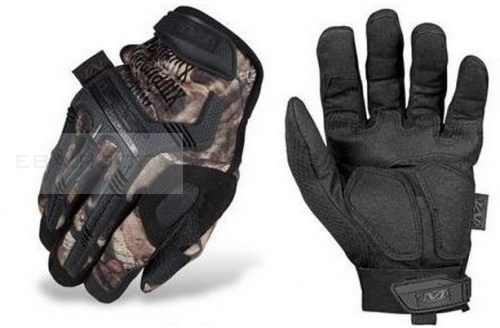Mechanix guanto Mpact Mossy Oak