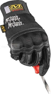 Mechanix guanto Mpact3 black