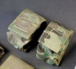 Mini Counter Weight Pouch Multicam